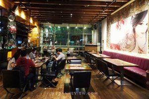 restoran romantis di Kota Medan, Restoran Harbour 9