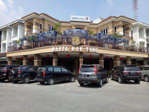 tempat nongkrong terbaru di Medan, Tampak depan Massa Kok Tung Cemara Asri