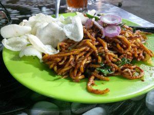 tempat makan enak di kota Medan | Mie Aceh goreng favorit