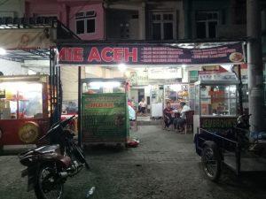 tempat makan enak di Kota Medan | Tampak depan dan lokasi Shaka Corner Cafe