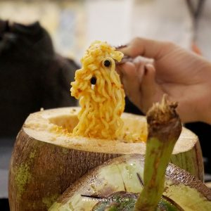tempat nongkrong terbaru di Medan, Mie goreng tom yam