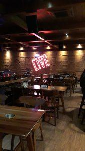 tempat nongkrong terbaru di Medan, Prepare for live music