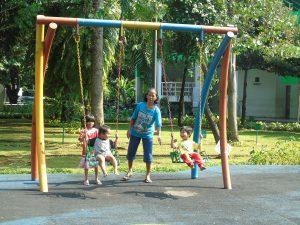 Taman Kota di Jakarta, Taman Menteng
