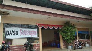 tempat makan enak di bawah 100 ribu di Bogor, Ba'so Seuseupan cabang Cimanggu