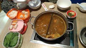 restoran keluarga di Bogor | Han Suki di Mal Botani Square Bogor