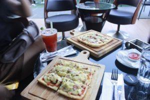 restoran romantis di Kota Medan, Pizza di Harbour 9