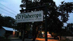 restoran romantis di Kota Medan, O'Flahertys Resto Medan