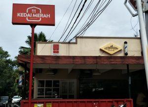tempat ngopi murah di Jakarta, Kedai Merah