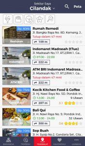 roti bakar di Jakarta, Lokasi Terdekat di Cari Aja