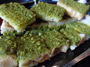 roti bakar di Jakarta, Roti Bakar Green tea