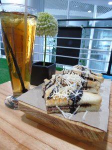 roti bakar di Jakarta, Roti Bakar L Cafe