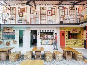 tempat nongkrong asik dan murah di Surabaya, Food Coma Cafe Surabaya