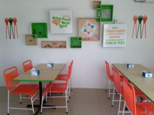 cafe unik di Surabaya | Pecel Kota P'House
