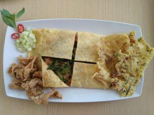 cafe unik di Surabaya | Pecel super enak