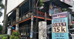tempat ngopi murah di Jakarta, Surabi Teras di Jl Juanda Ciputat