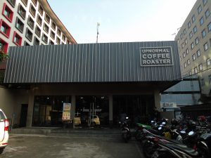 roti bakar di Jakarta, Warung Upnormal