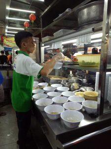 bakmi legendaris di Medan, Mie Tiong Sim