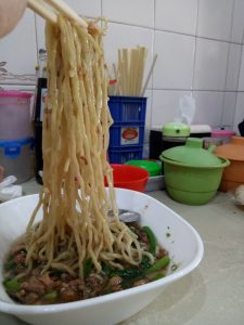 Bakmi Khek, mie pansit legendaris di Medan