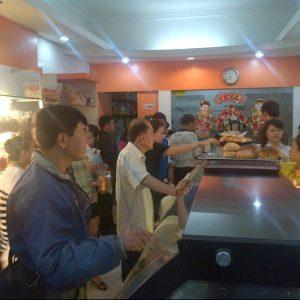toko roti terkenal di kota Medan, Polo Bakery
