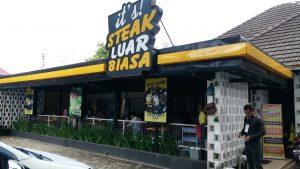 tempat makan steak murah di Medan, Waroeng Steak and Shake Medan