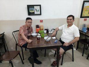 Mie Pansit Akhun, mie ayam legendaris di Medan