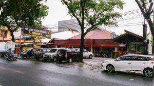 Mie Ayam H.Mahmud S, mie ayam legendaris di Medan