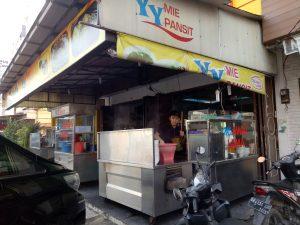 Mie Pansit YY, mie ayam legendaris di Medan