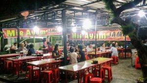 Mie Ayam Jamur Brimob, mie pansit legendaris di Medan