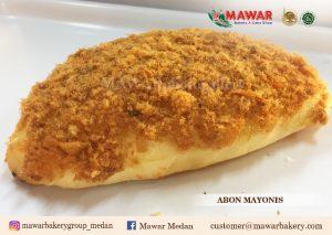 toko roti terkenal di kota Medan, Mawar Bakery & Cake Shop