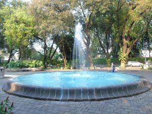 Taman Kota di Jakarta, Air Mancur Taman Suropati