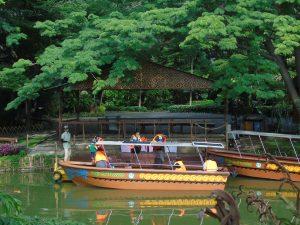 Taman Kota di Jakarta, Danau Taman Allianz Ecopark