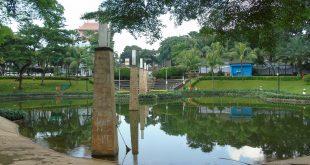 Taman Kota di Jakarta, Danau Taman Ayodya