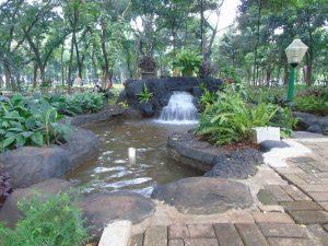 Taman Kota di Jakarta, Kolam Taman TBD Monas