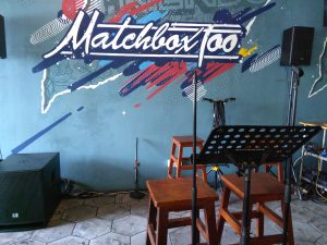 cafe dengan live music di Surabaya, Matchbox Too