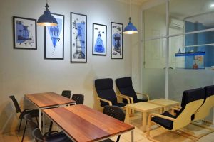 cafe terbaru di Bogor, Kemenady Coffee & Co-Working Space