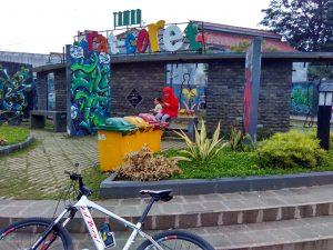 taman kota di Bogor, Taman Corat-Coret