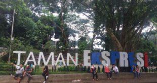 taman kota di Bogor, Taman Ekspresi