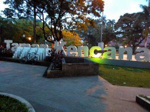 taman kota di Bogor, Taman Kencana