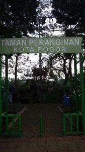 taman kota di Bogor, Taman Peranginan