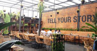 cafe asyik di Bogor, Two Stories & Level 03