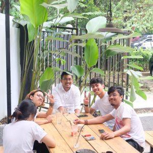 cafe asyik di Bogor, Maraca Books And Coffee