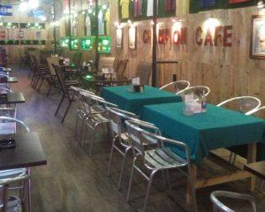 Champion Cafe, cafe buat nobar di Medan