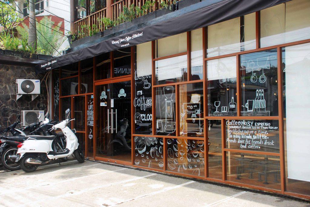Jack Runner Roastery, rekomendasi cafe di Bandung, Anakkota