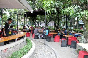 Kopi Anjis, recommended cafe di Bandung