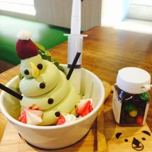 Shirokuma cafe, cafe dessert enak dan murah