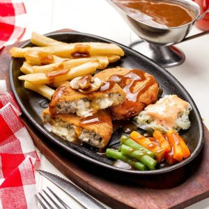 Bon Cafe Steak, cafe romantis di Surabaya