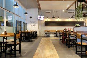 Demandailing Cafe, cafe romantis di Surabaya