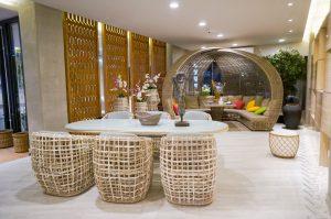 Skyline Design, cafe romantis di Surabaya
