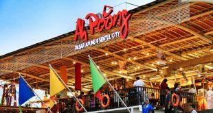 Pasar Ah Poong, Tempat jalan-jalan sore di Bogor