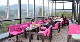 Cafe Lawangwangi, tempat hangout sosialita di Bandung